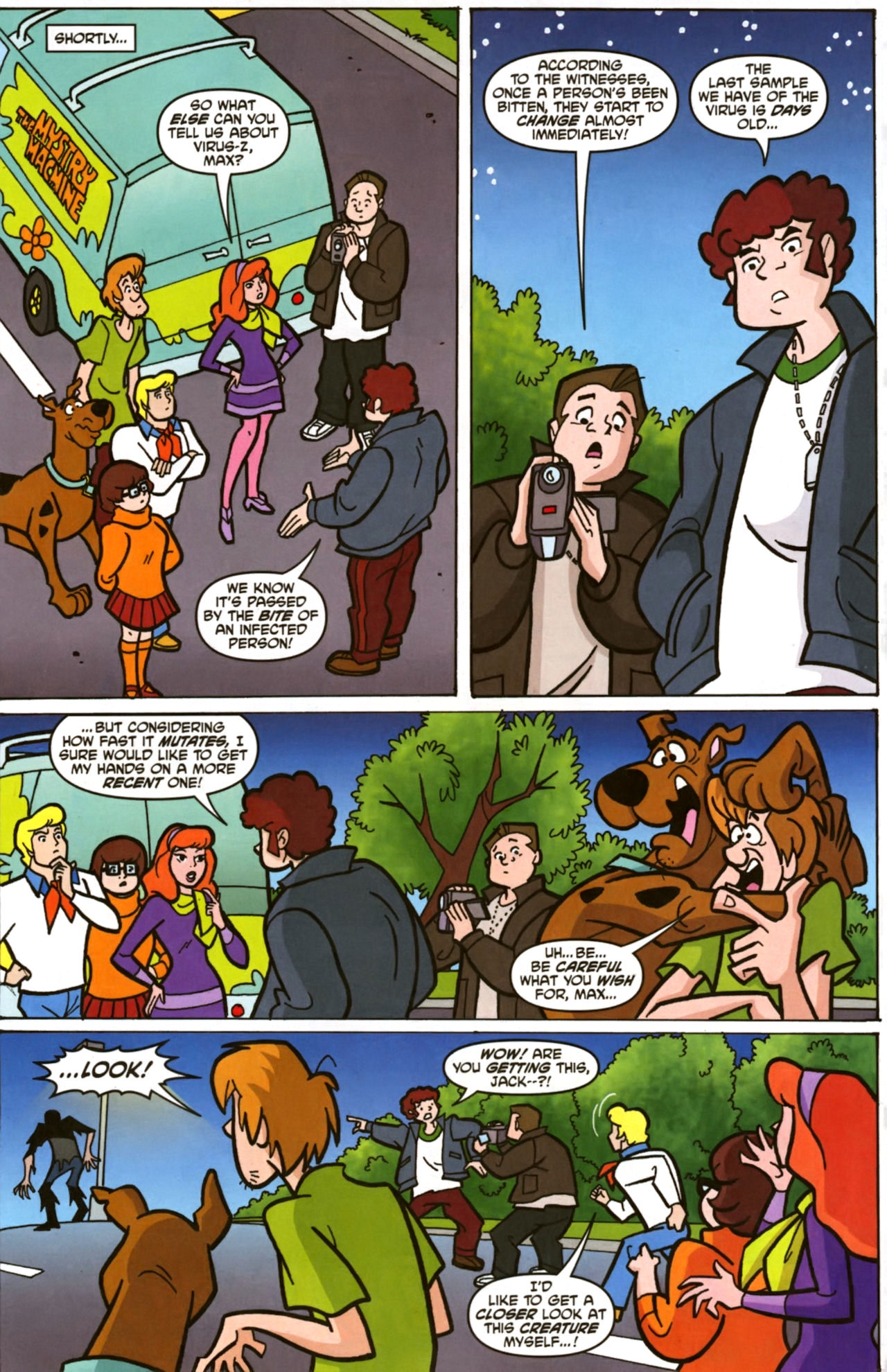 Read online Scooby-Doo (1997) comic -  Issue #157 - 6