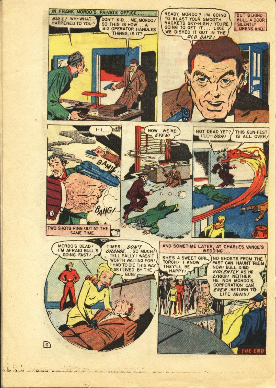 Sub-Mariner Comics #29 #29 - English 27