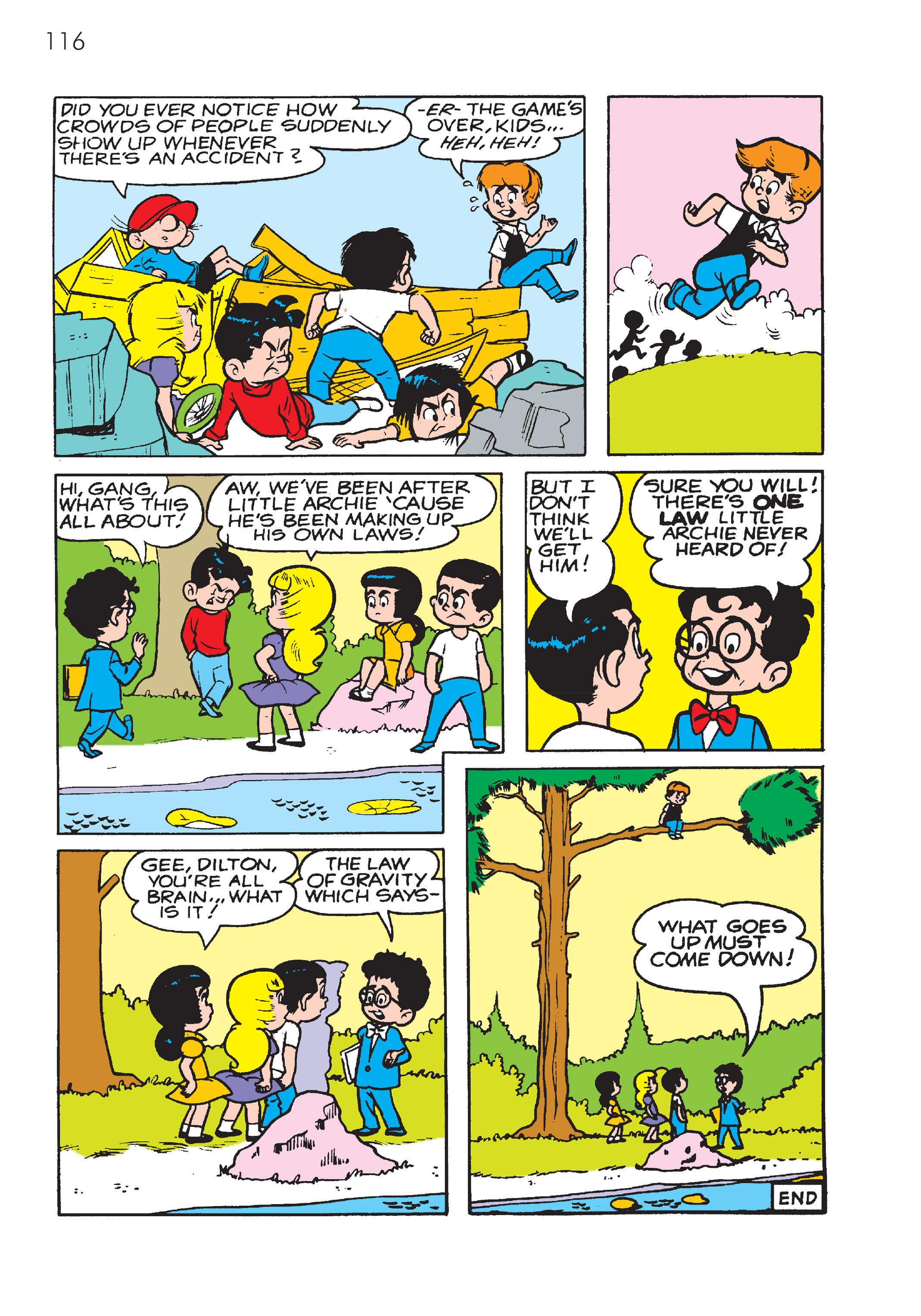 Read online The Best of Archie Comics comic -  Issue # TPB 4 (Part 1) - 117