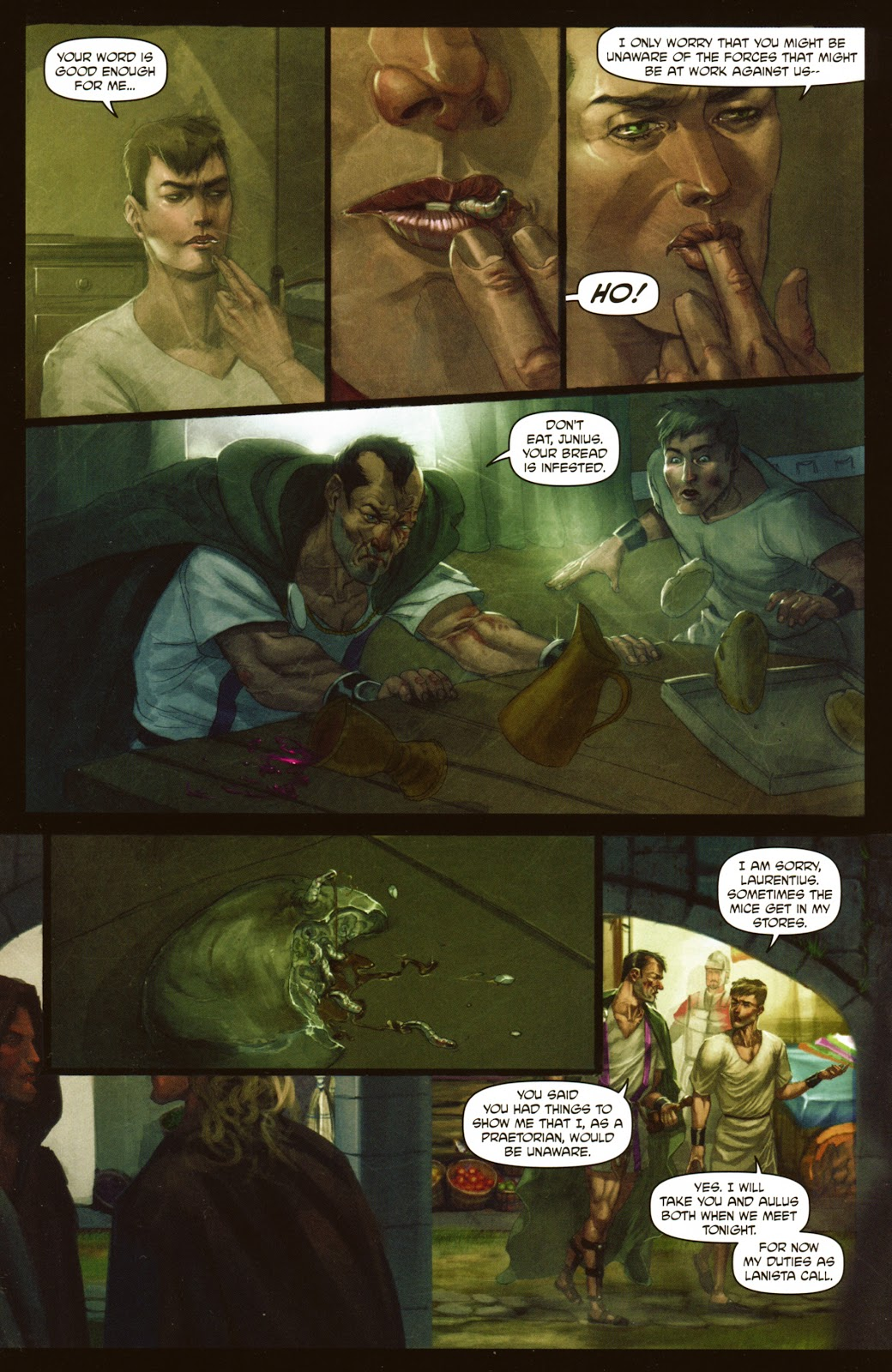 Caligula: Heart of Rome Issue #2 #2 - English 14