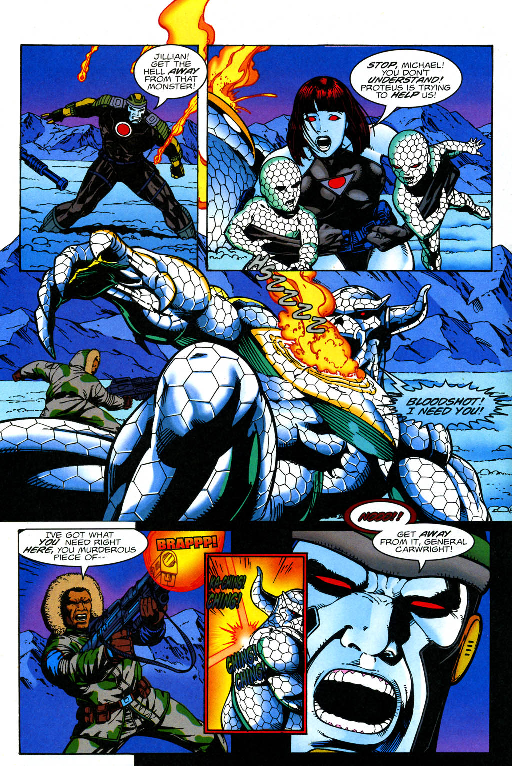 Read online Bloodshot (1993) comic -  Issue #51 - 4