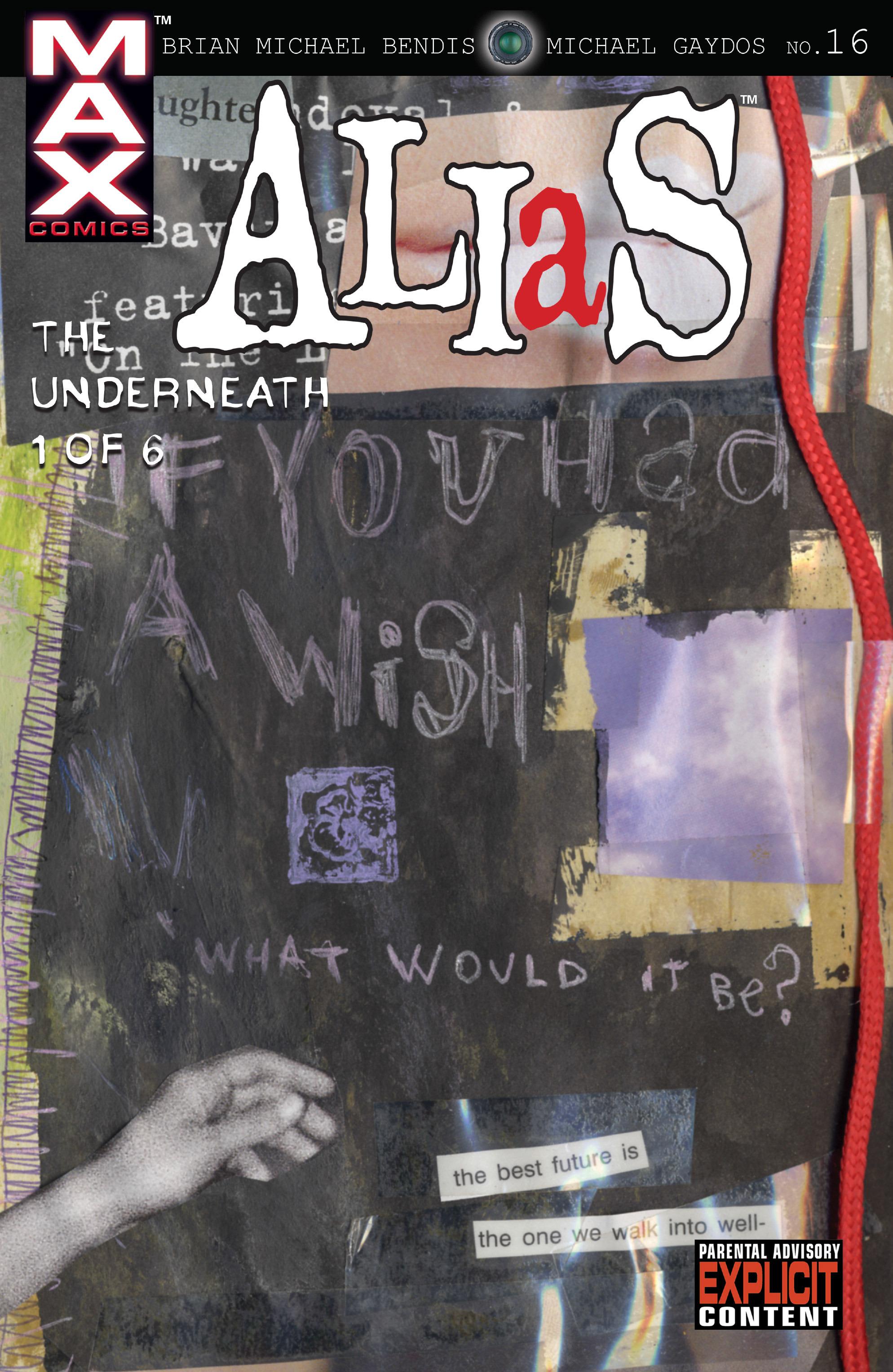 Alias 16 Page 1