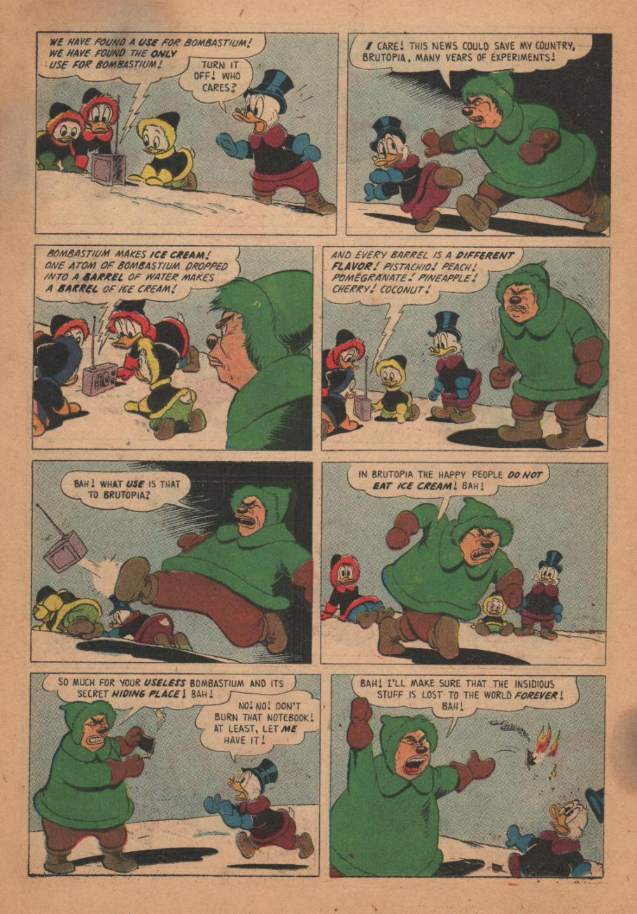 Uncle Scrooge (1953) Issue #17 #17 - English 26