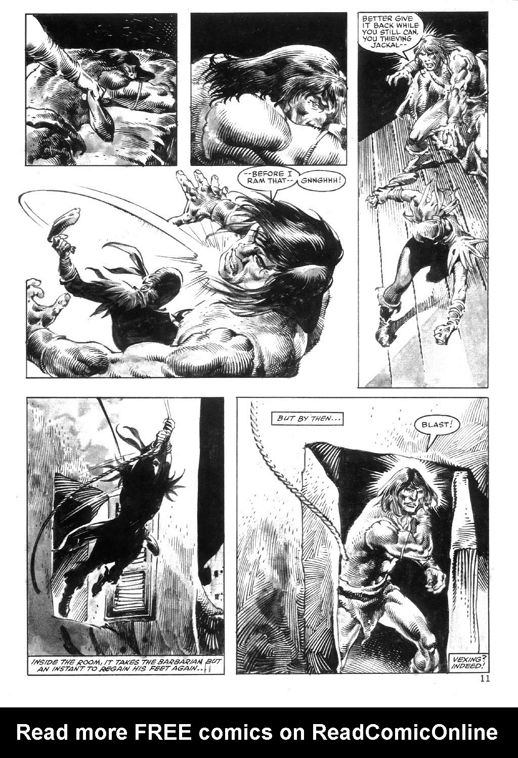 The Savage Sword Of Conan Issue #98 #99 - English 11