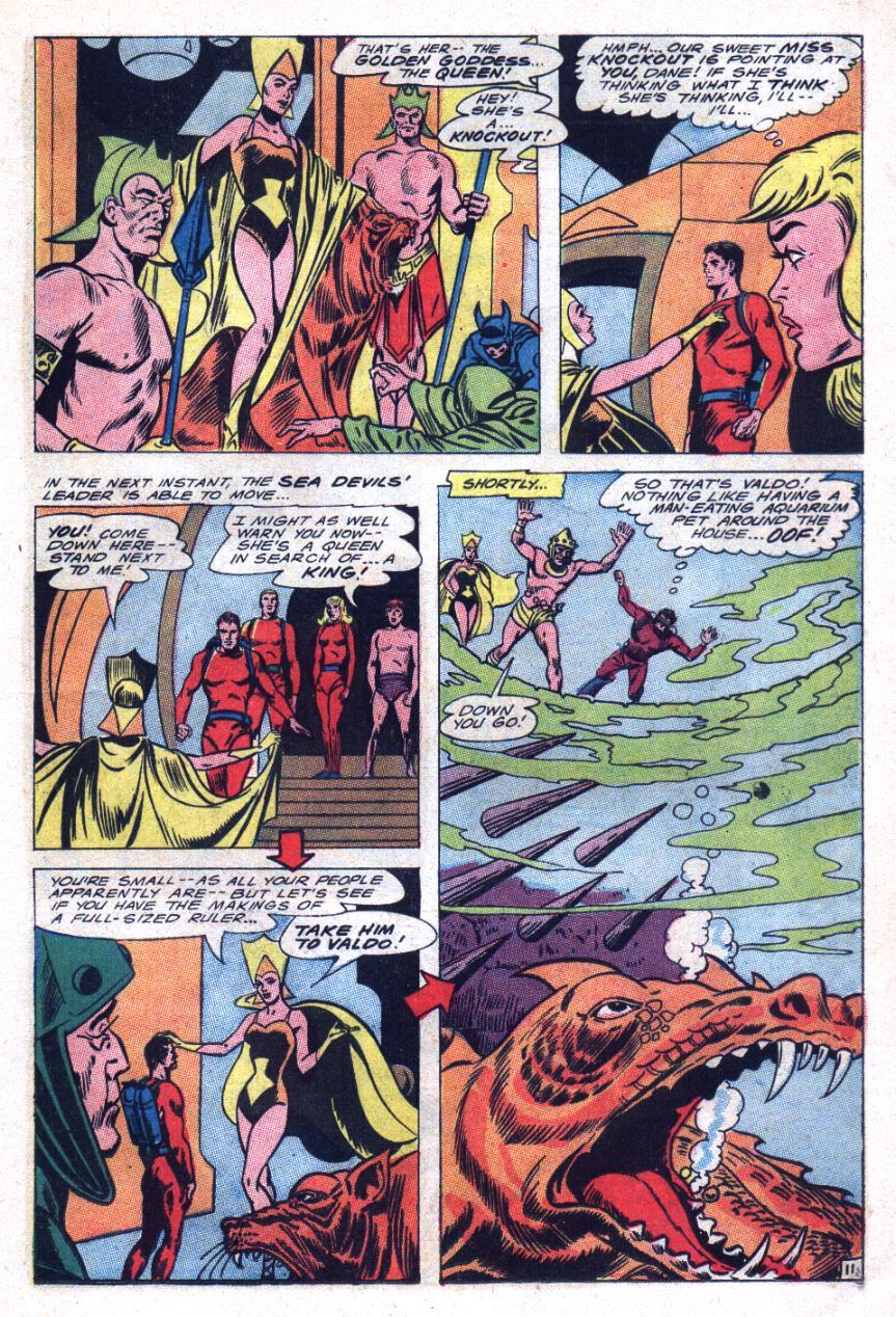Read online Sea Devils comic -  Issue #29 - 18