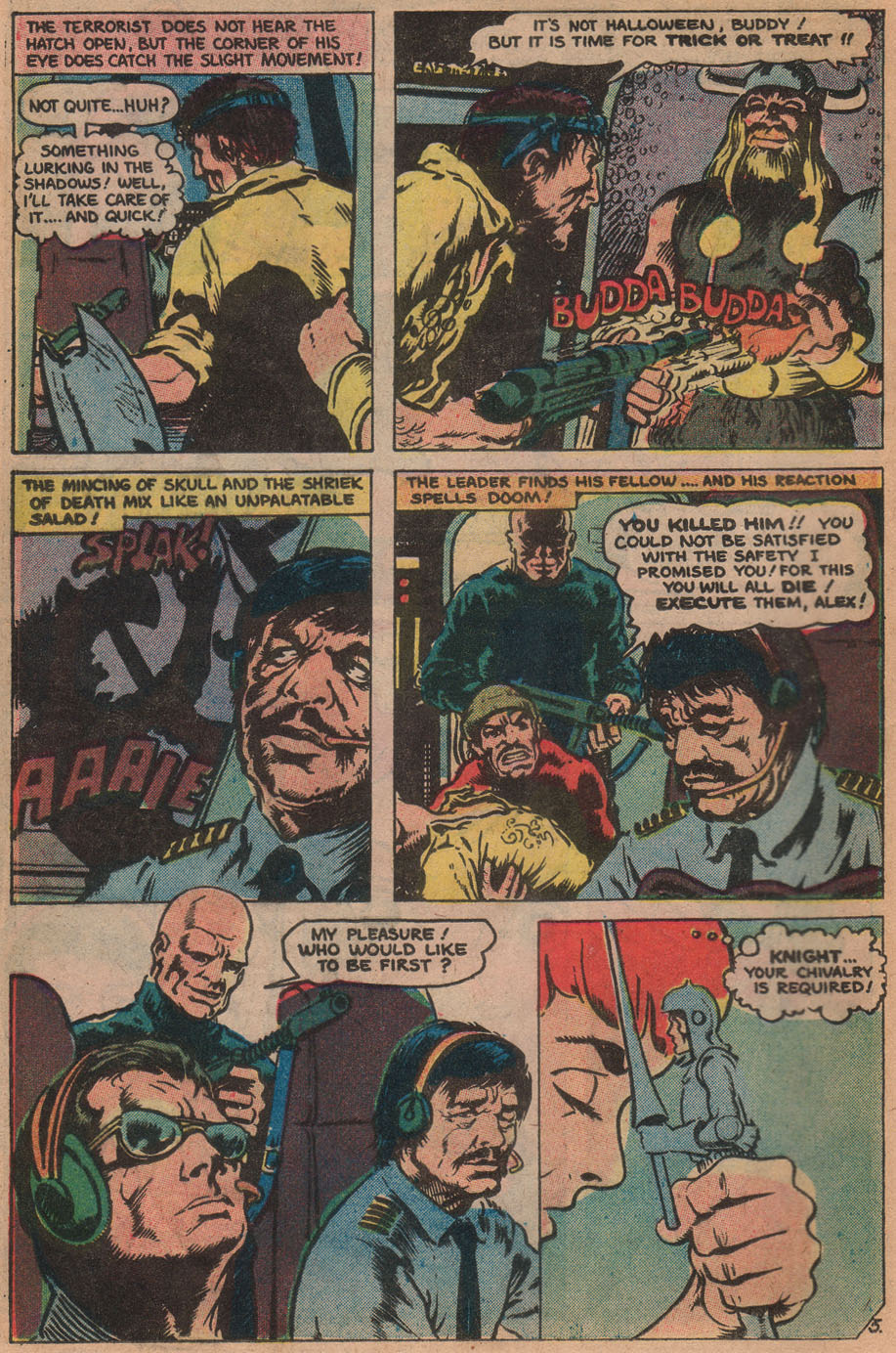 Read online Scary Tales comic -  Issue #17 - 12