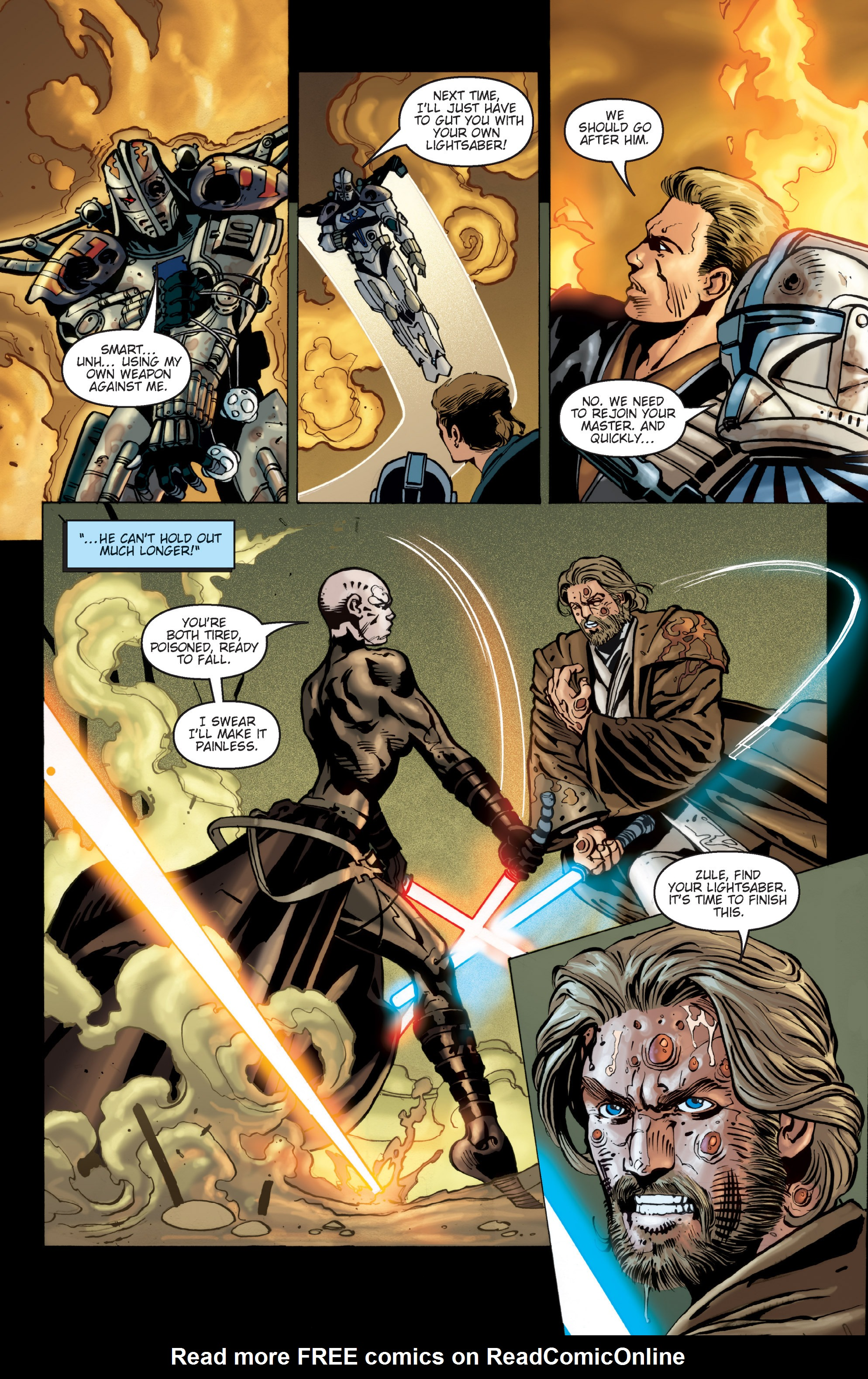 Star Wars Legends Epic Collection: The Clone Wars chap 1 pic 140