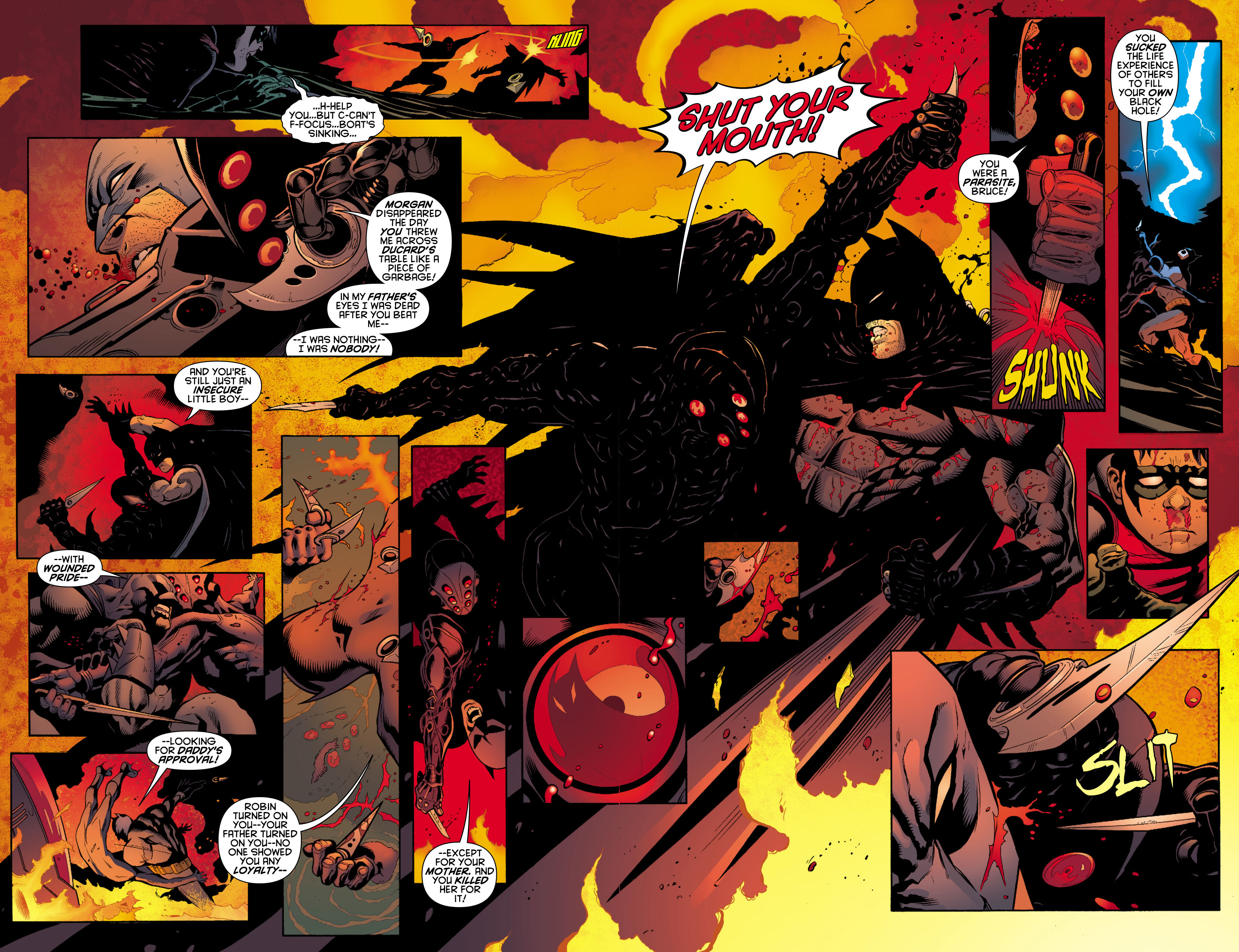 Batman and Robin (2011) chap 1 pic 142