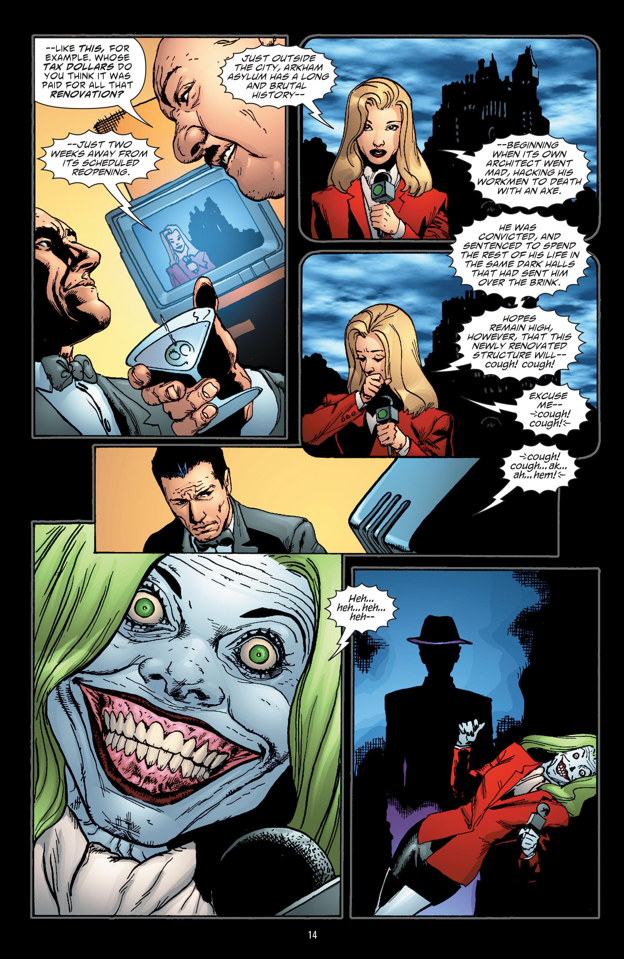 Batman: The Man Who Laughs chap 1 pic 15
