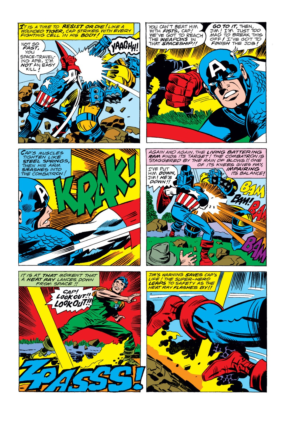 Captain America (1968) _Annual 3 #3 - English 11