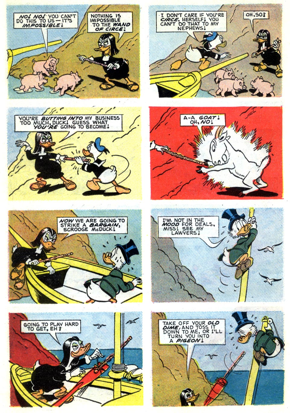 Uncle Scrooge (1953) Issue #40 #40 - English 14