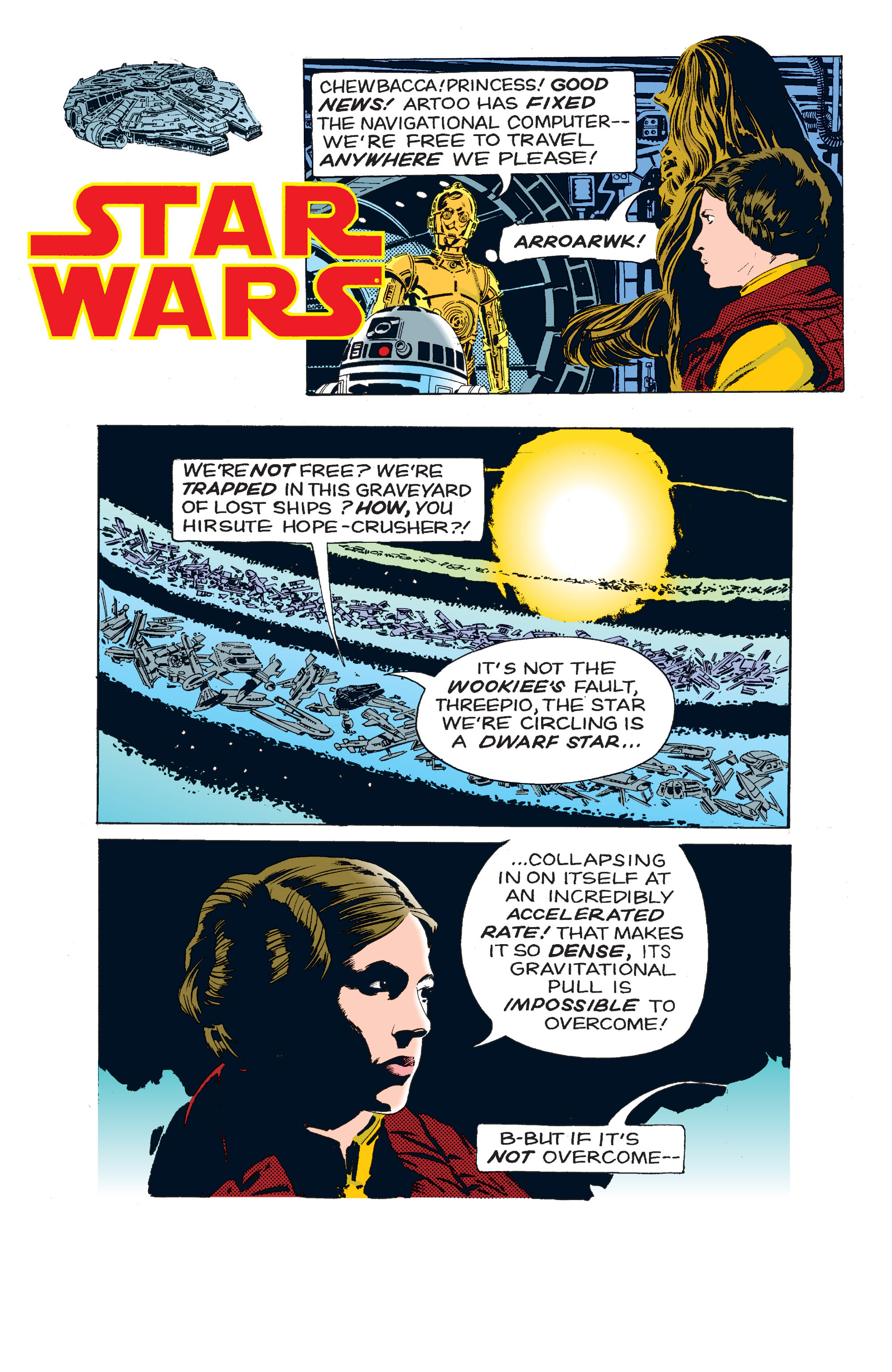 Classic Star Wars #7 #7 - English 3