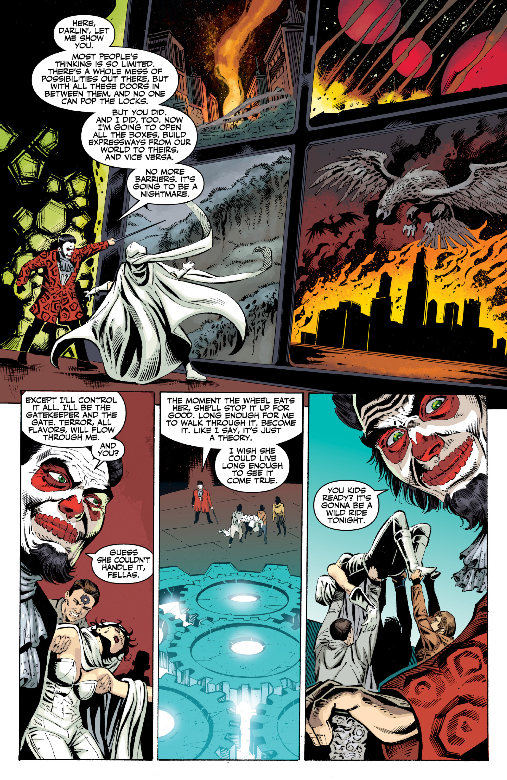 Read online Ghost (2013) comic -  Issue # TPB 2 - 90