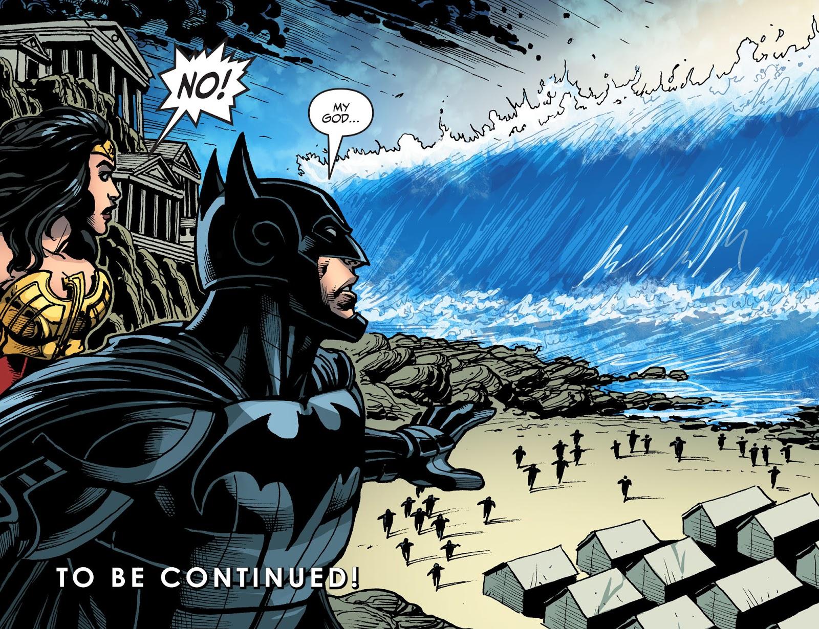 Injustice: Gods Among Us Year Four Issue #16 #17 - English 22