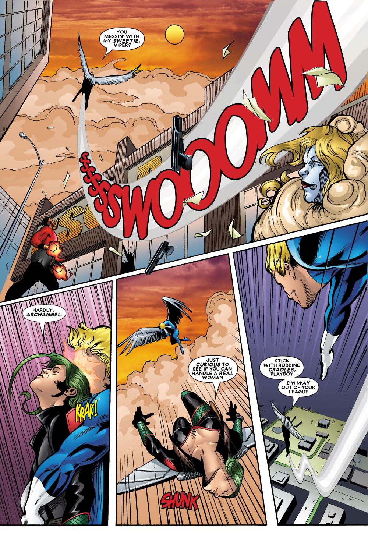 Excalibur (2004) Issue #12 #12 - English 9