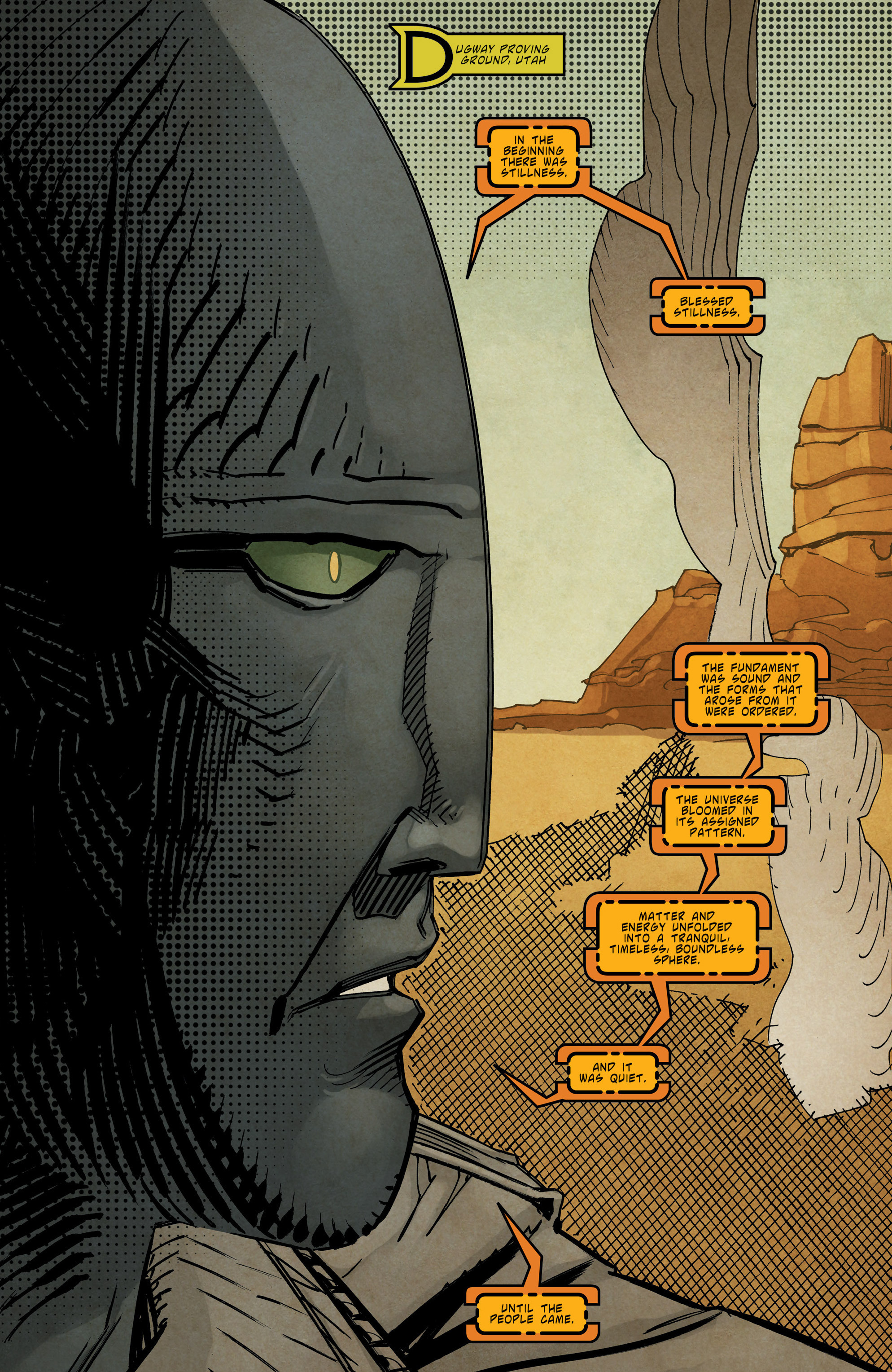 Read online Mythic comic -  Issue #6 - 3