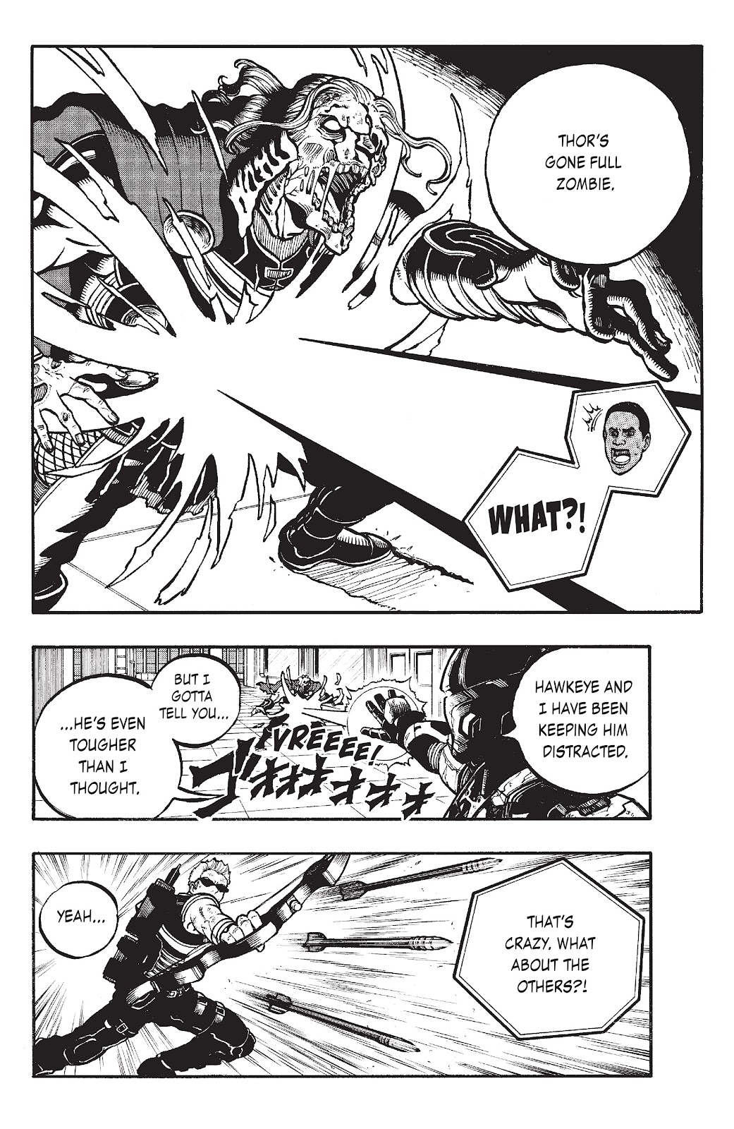 Zombies Assemble Issue #2 Page 10
