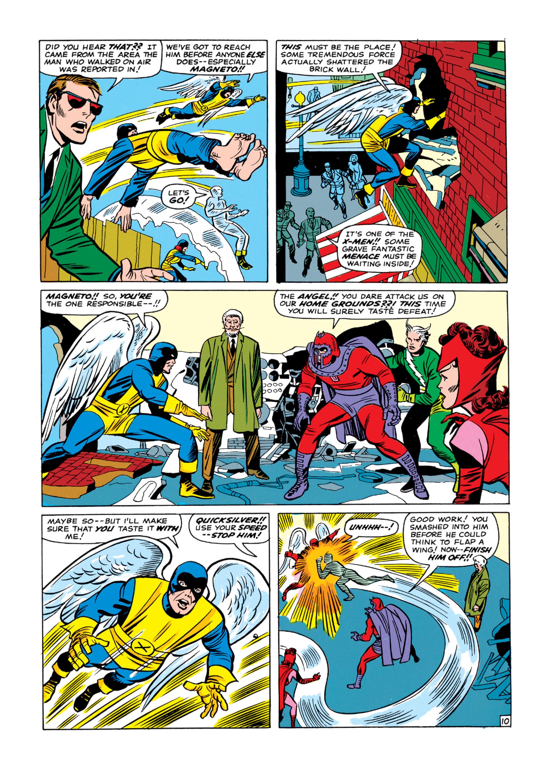 Uncanny X-Men (1963) 11 Page 10