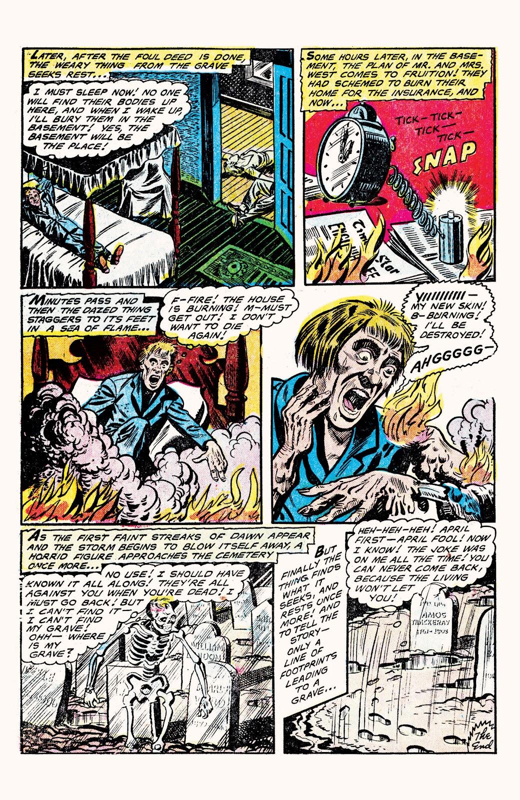 Haunted Horror Issue #9 #9 - English 23