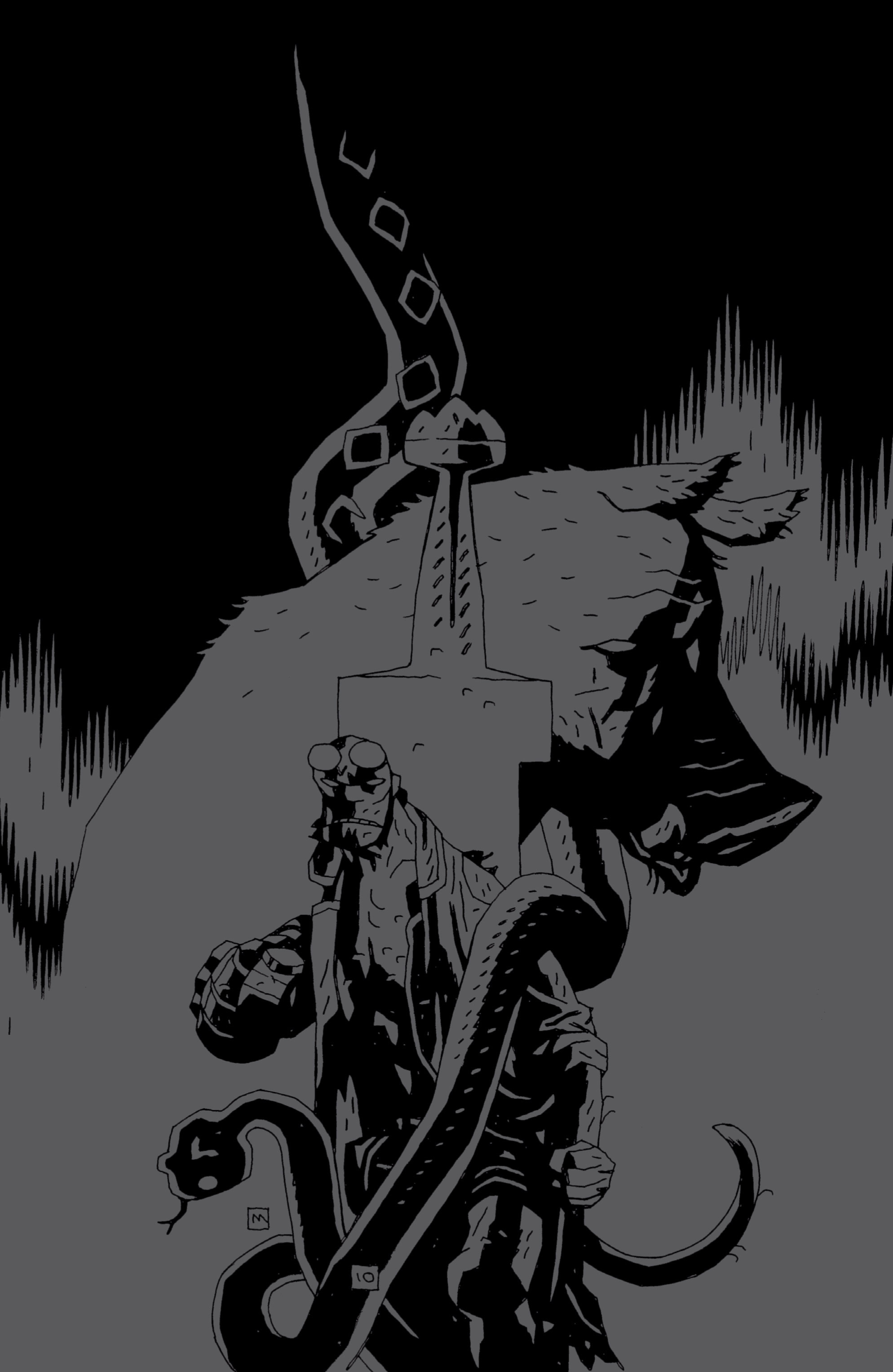 Hellboy chap 12 pic 61