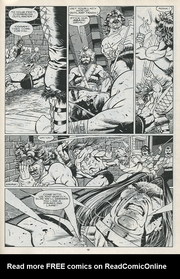 The Savage Sword Of Conan Issue #176 #177 - English 17