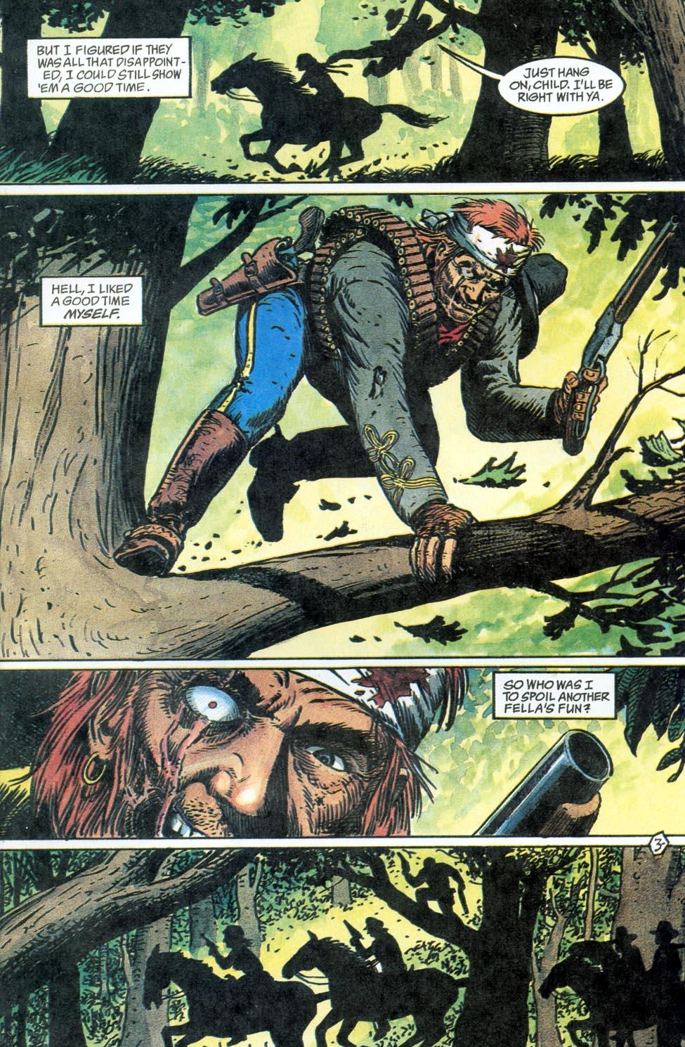 Jonah Hex: Two-Gun Mojo Issue #3 #3 - English 5