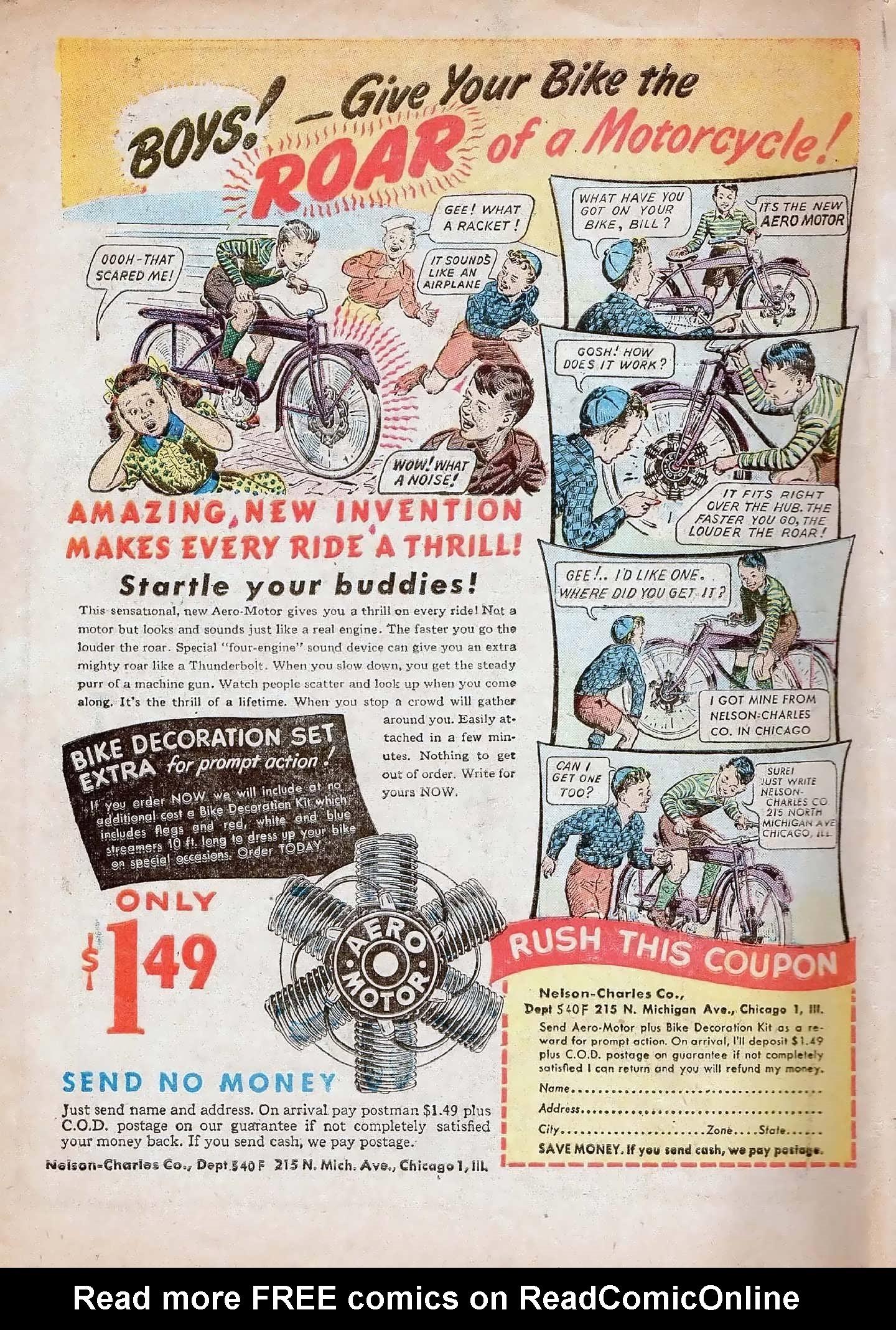 Sub-Mariner Comics #27 #27 - English 34