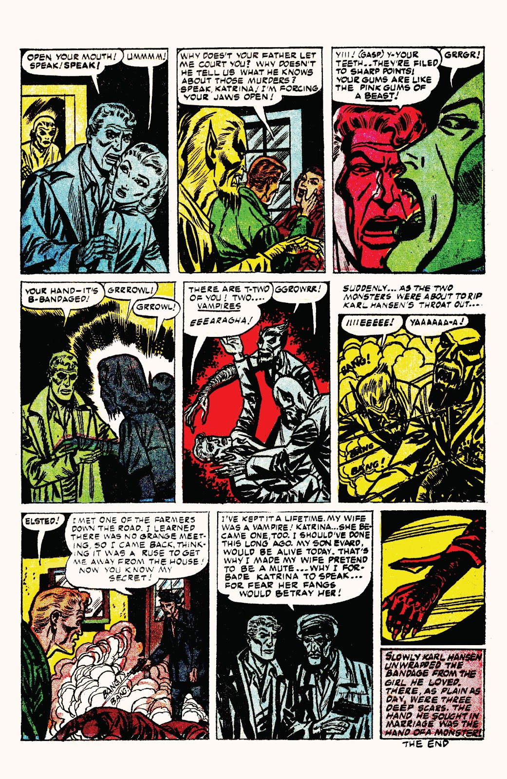 Haunted Horror Issue #10 #10 - English 34
