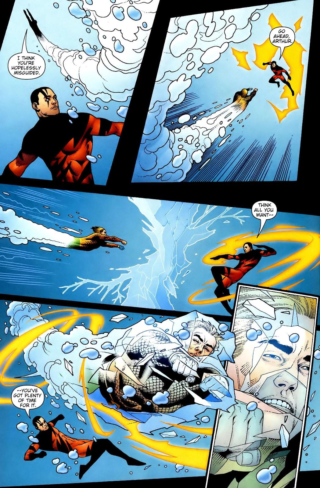 Aquaman (2003) Issue #34 #34 - English 5