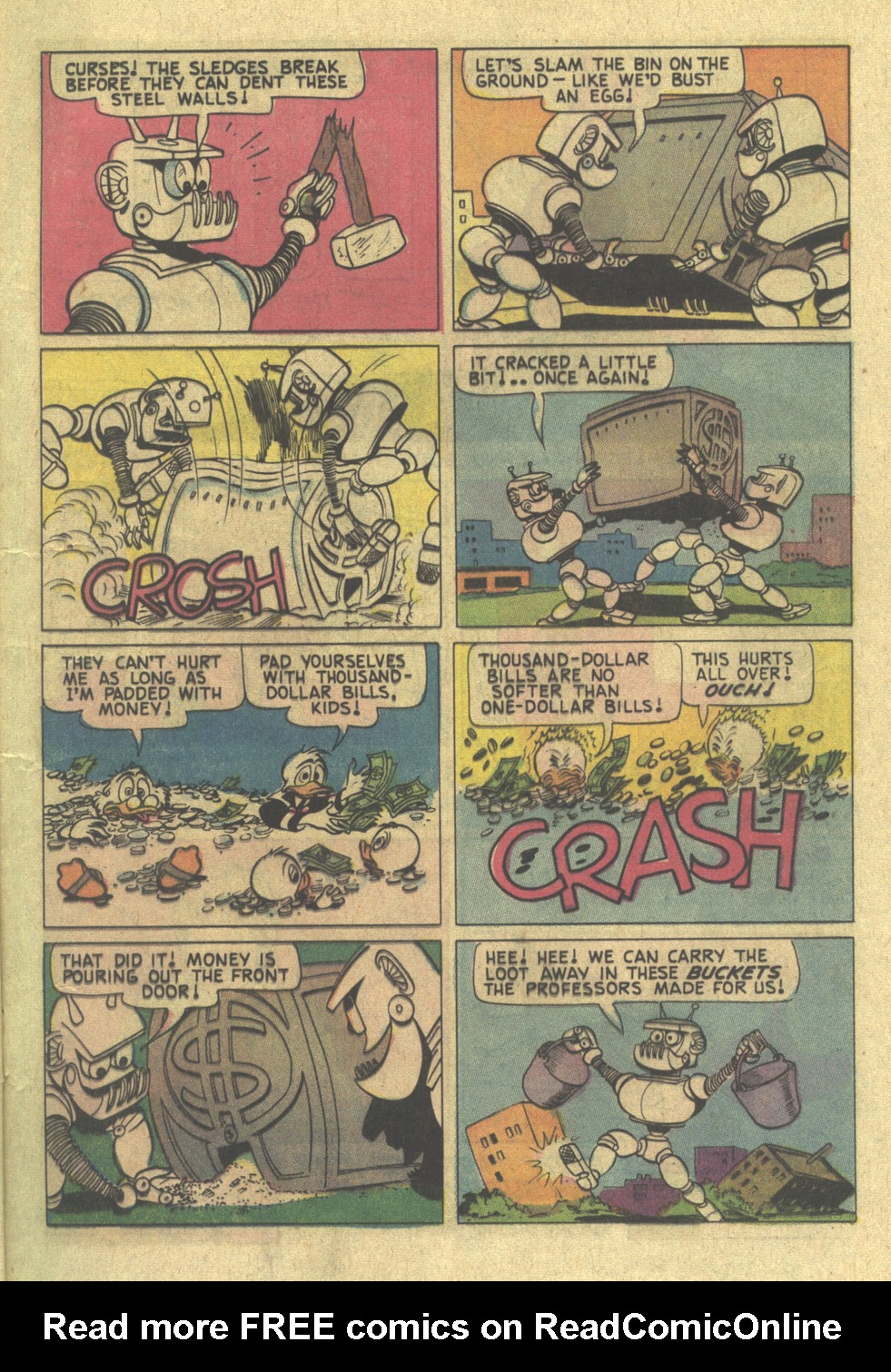 Uncle Scrooge (1953) Issue #115 #115 - English 13