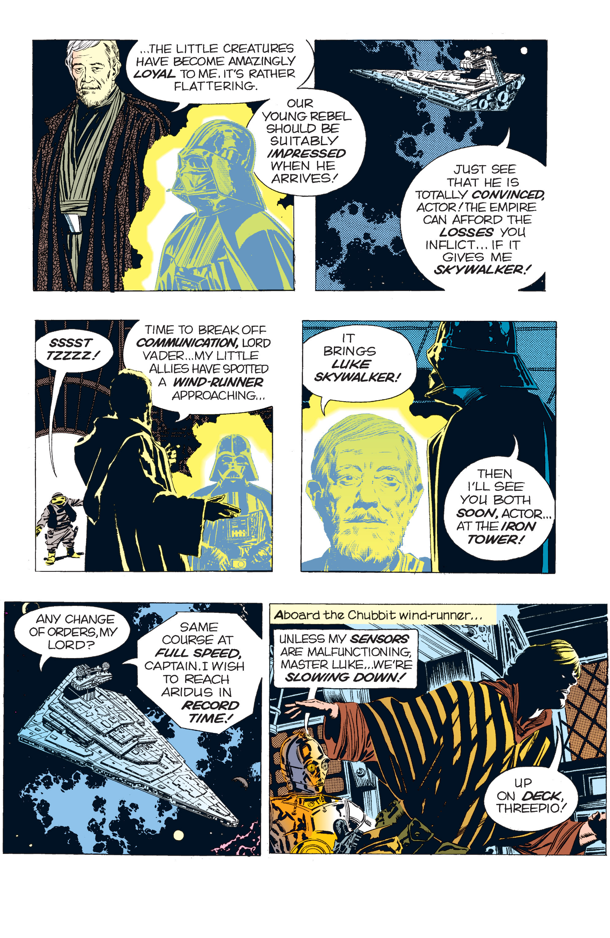 Classic Star Wars #10 #10 - English 18