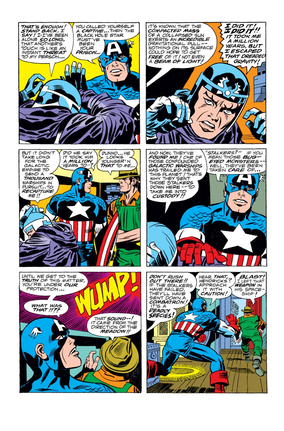 Captain America (1968) _Annual 3 #3 - English 8