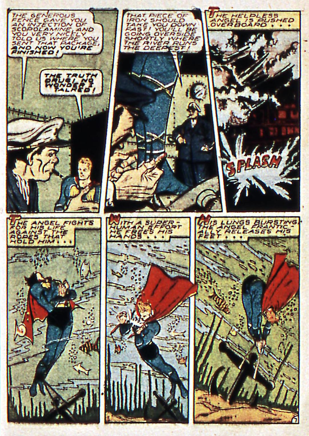 Sub-Mariner Comics Issue #17 #17 - English 33