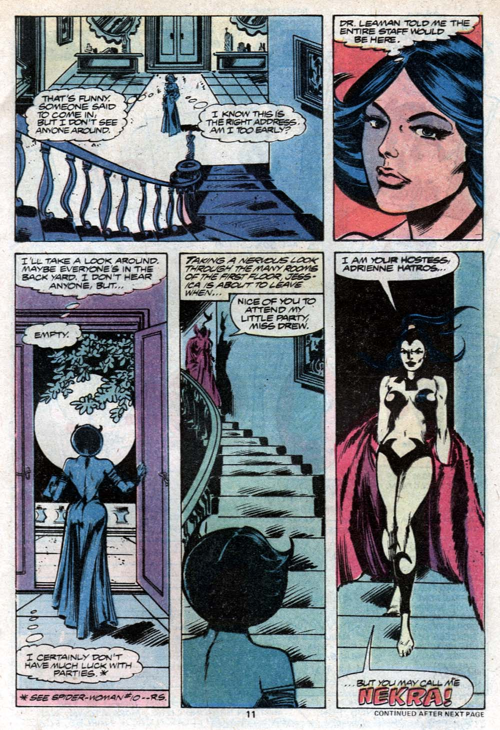 Spider-Woman (1978) Issue #16 #16 - English 8