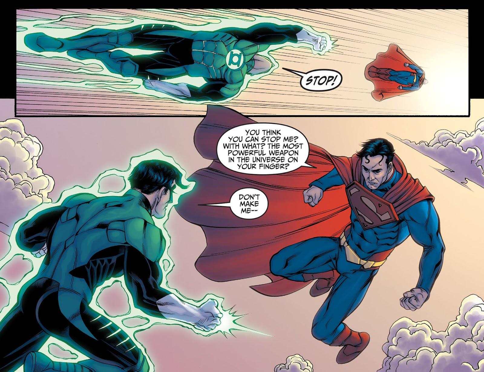 Injustice: Gods Among Us [I] Issue #4 #5 - English 15