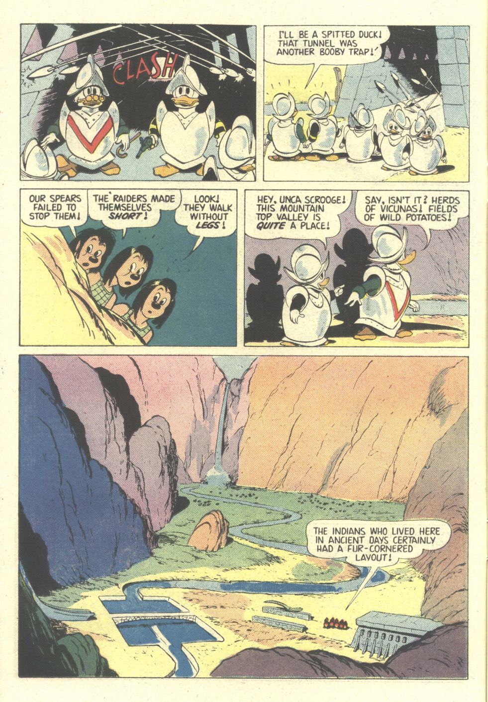 Uncle Scrooge (1953) Issue #211 #211 - English 14