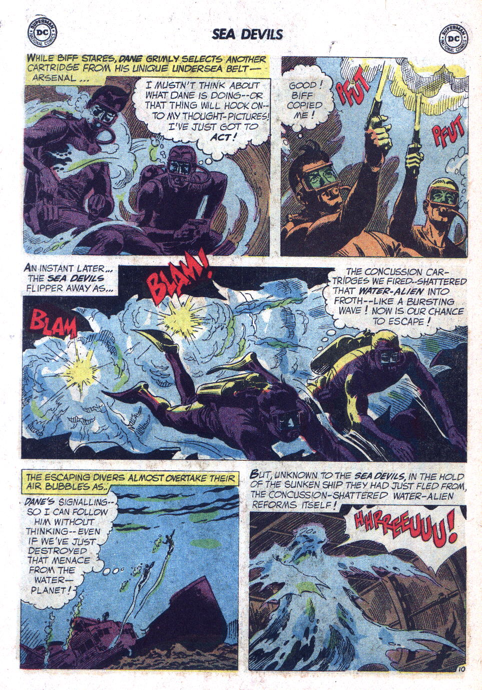 Read online Sea Devils comic -  Issue #7 - 15