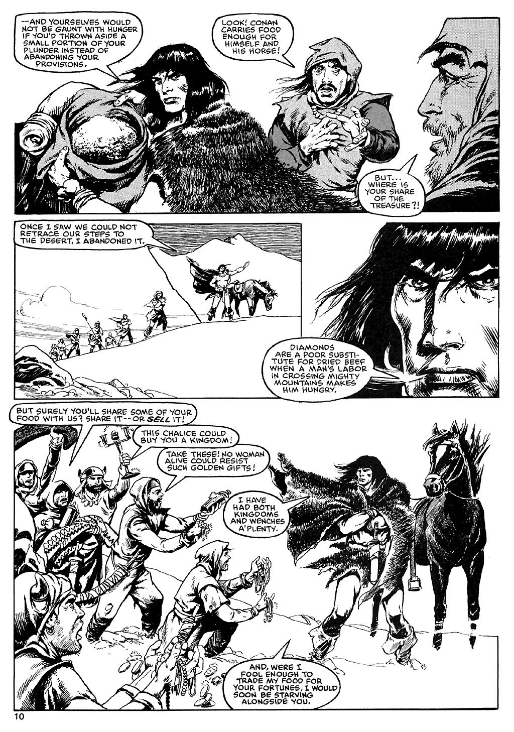 The Savage Sword Of Conan Issue #110 #111 - English 11