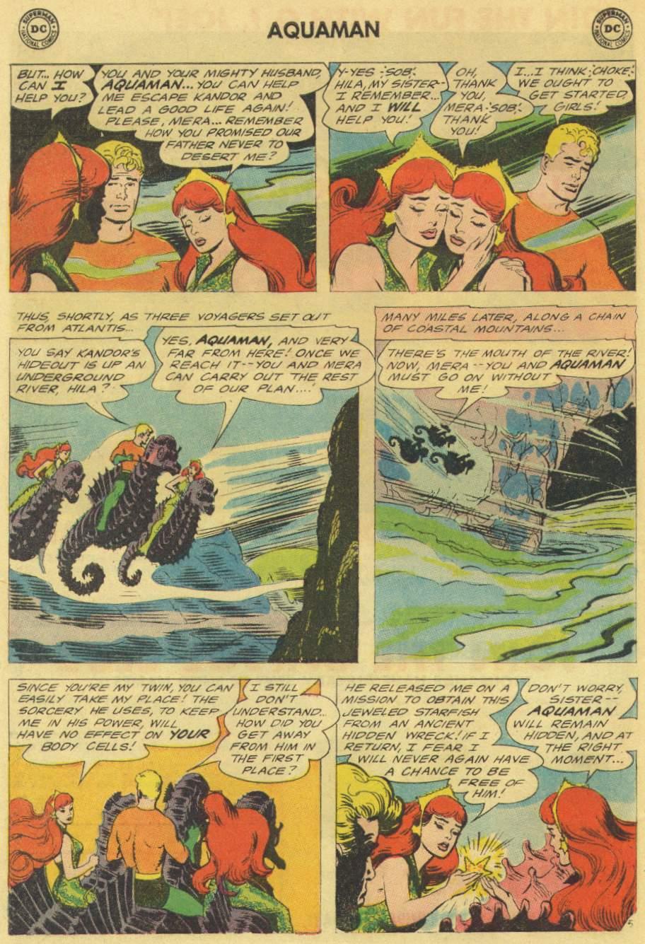Read online Aquaman (1962) comic -  Issue #22 - 8