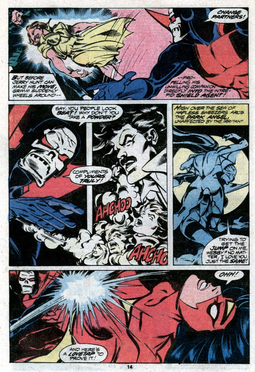 Spider-Woman (1978) Issue #11 #11 - English 9