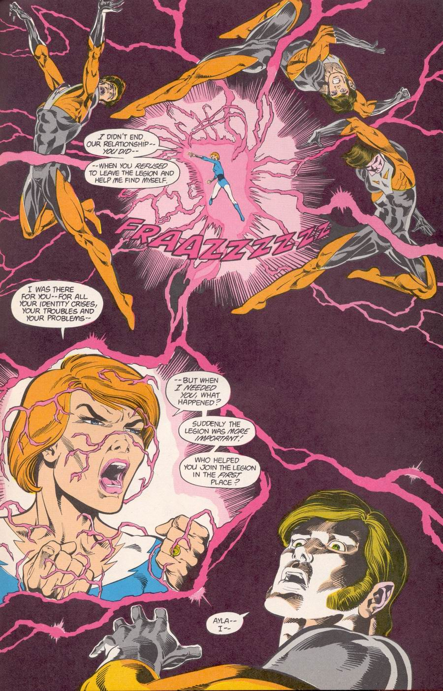 Tales of the Legion Issue #349 #36 - English 28