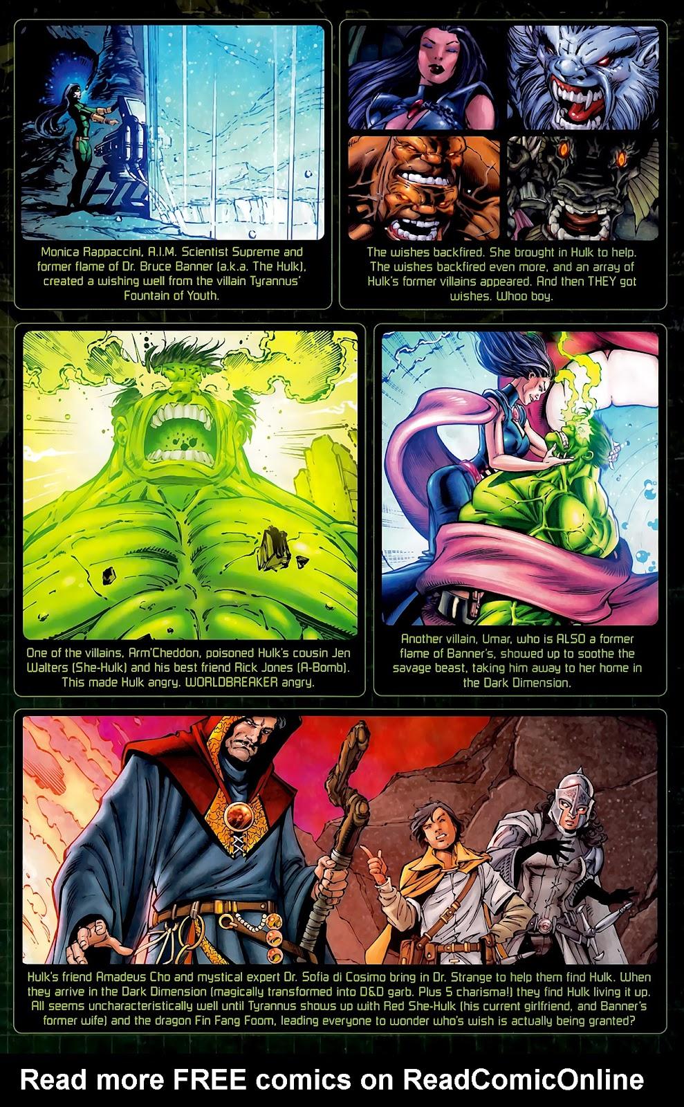 Incredible Hulks (2010) Issue #634 #24 - English 2