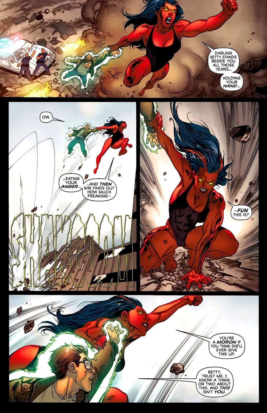Incredible Hulks (2010) Issue #612 #2 - English 13