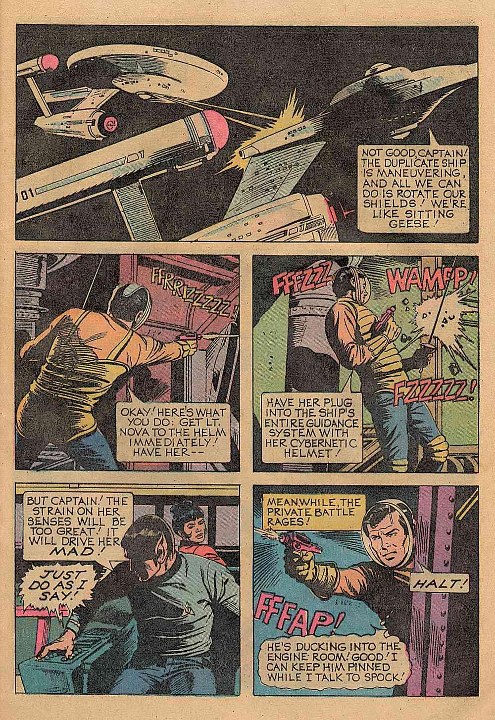 Star Trek (1967) Issue #33 #33 - English 19