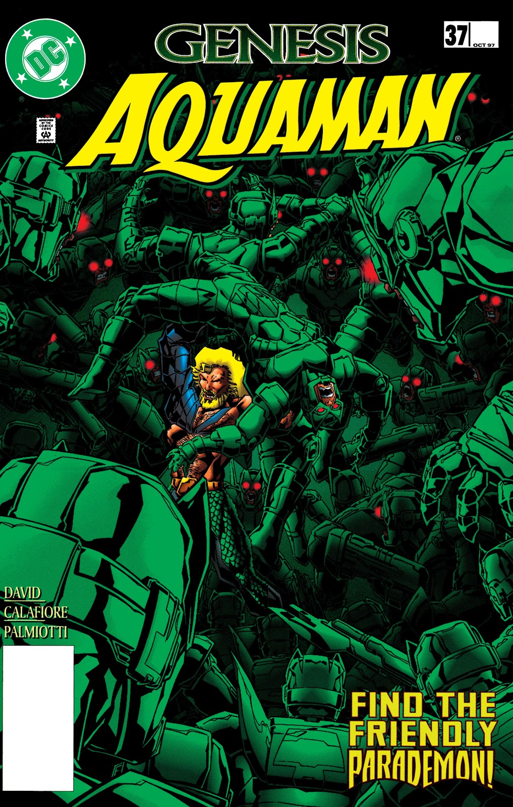 Aquaman (1994) Issue #37 #43 - English 1