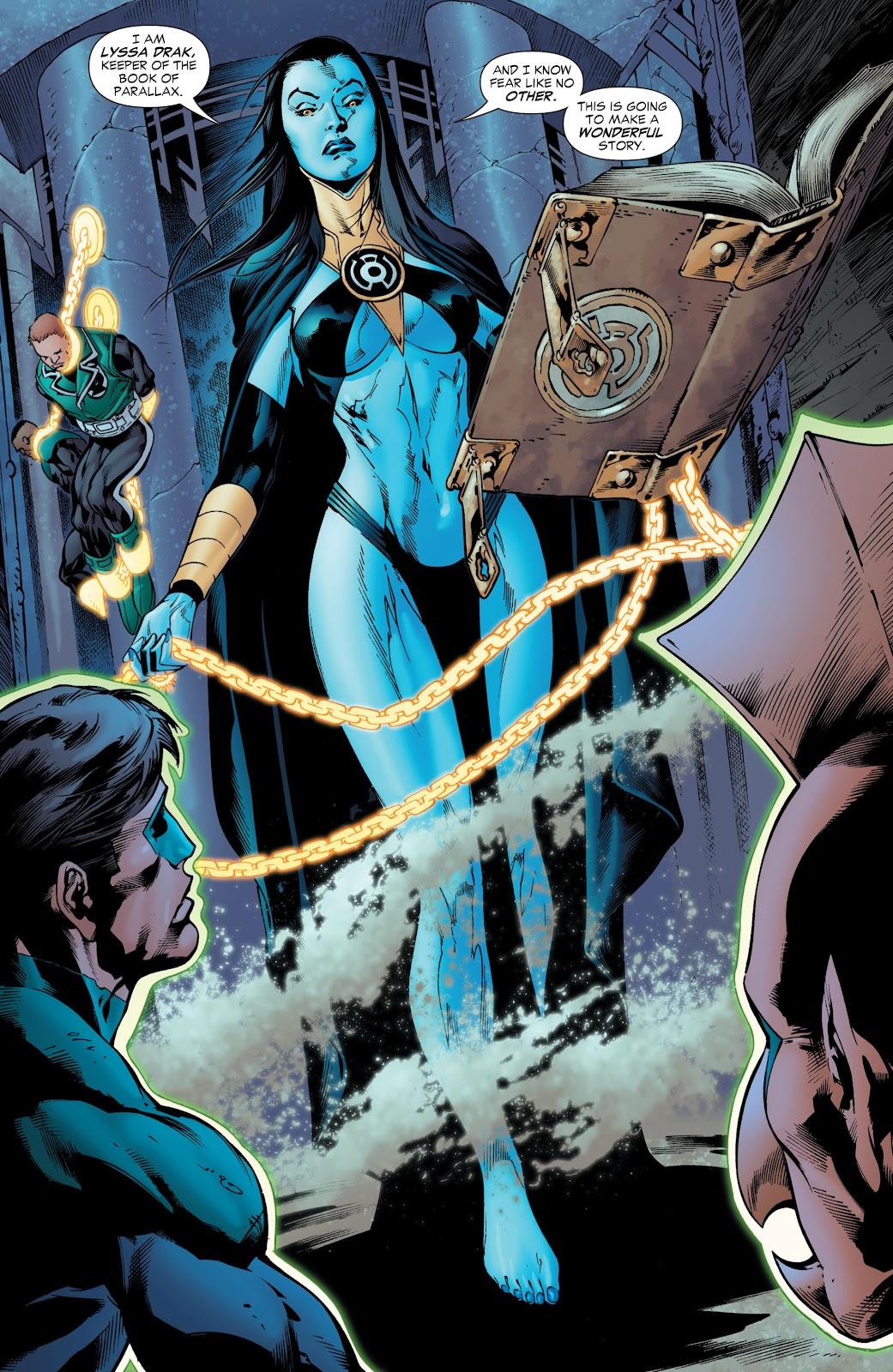 Green Lantern: The Sinestro Corps War Full #1 - English 111