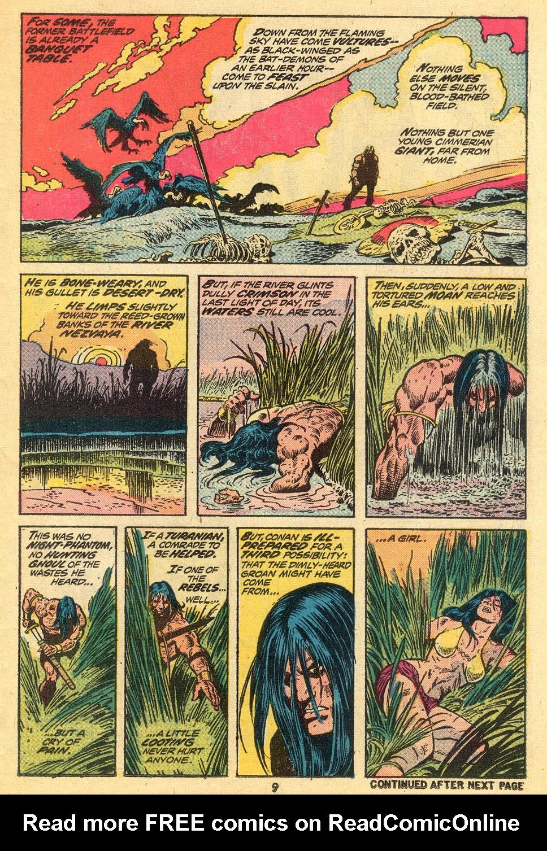 Conan the Barbarian (1970) Issue #30 #42 - English 8