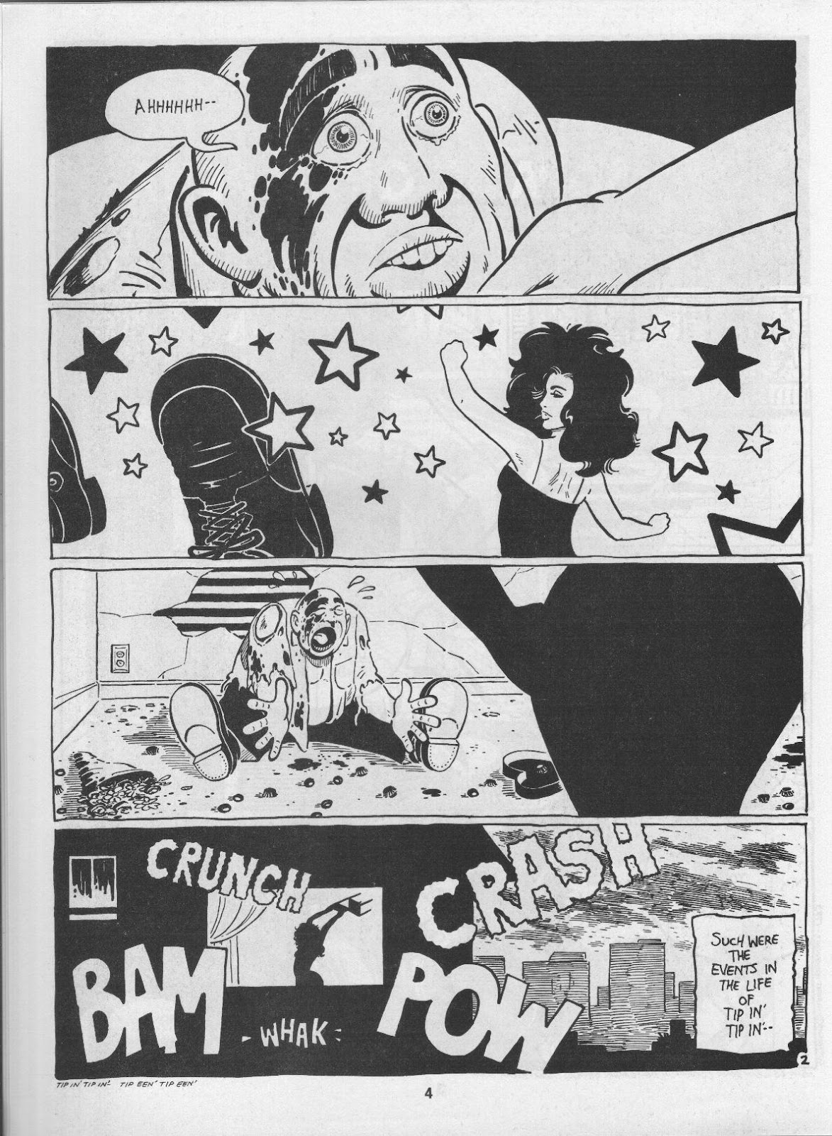 Love and Rockets (1982) Issue #3 #2 - English 6