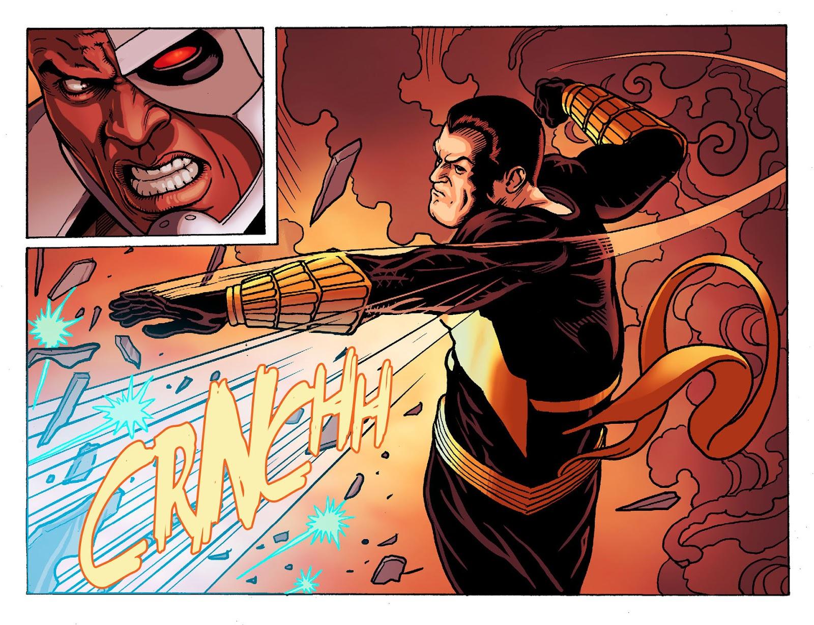 Injustice: Gods Among Us [I] Issue #19 #20 - English 10