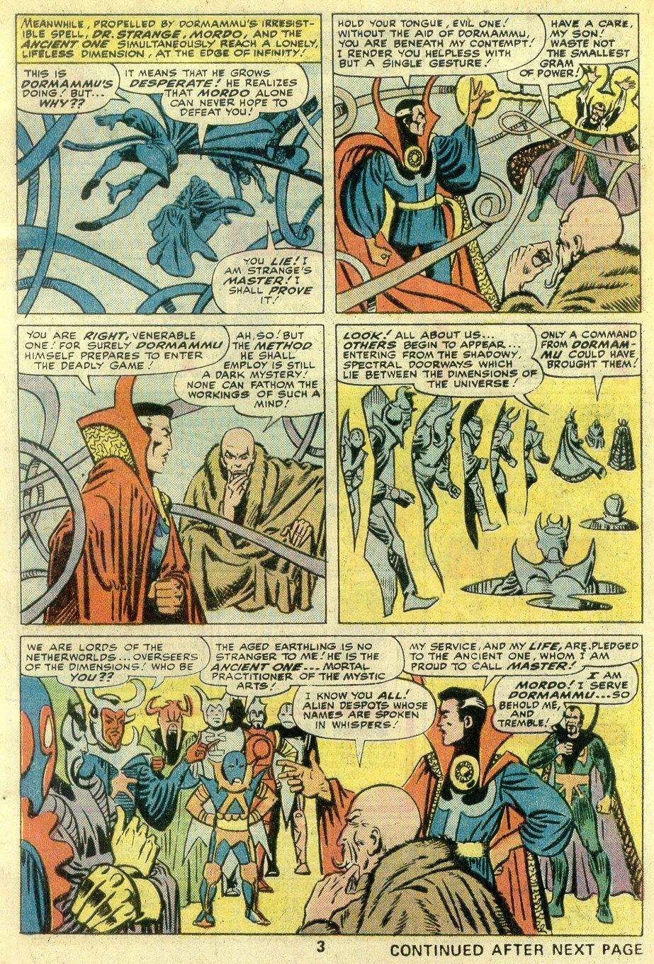 Strange Tales (1951) Issue #188 #190 - English 5